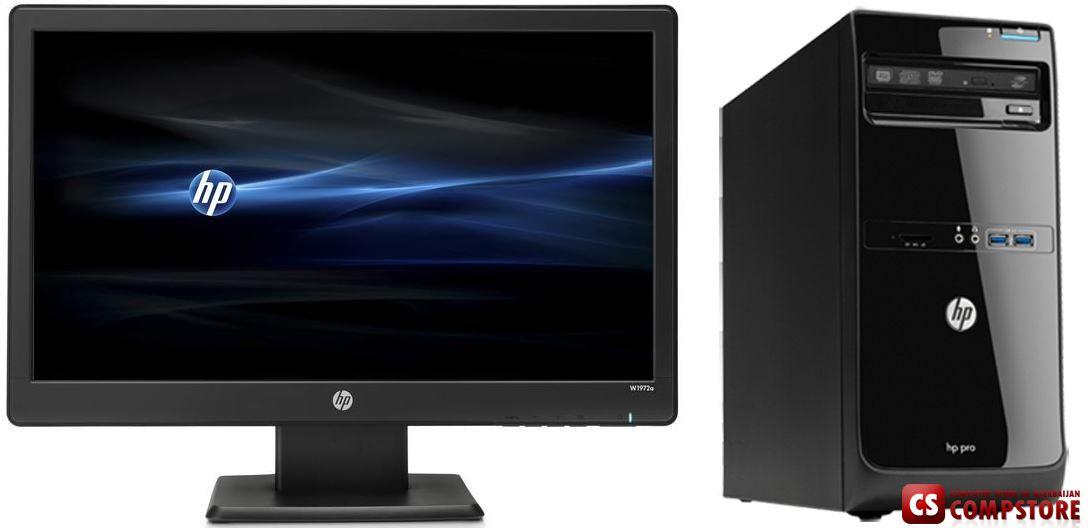 ПК HP Pro 3500 в корпусе Microtower - Seb