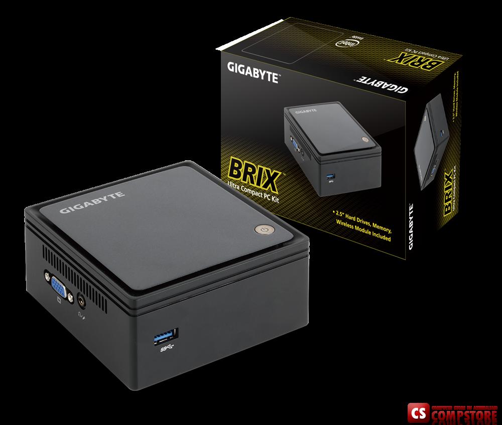 Новый мини ПК gigabyte Brix