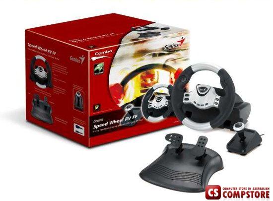 Genius Speed Wheel Force Feedback Driver v
