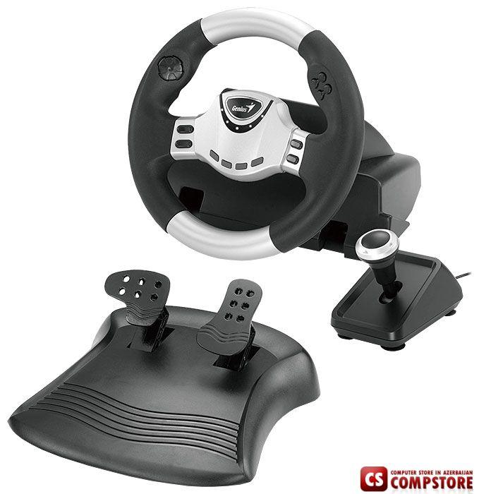 Select Genius Steering Wheel Speed Wheel 3 MT driver for download