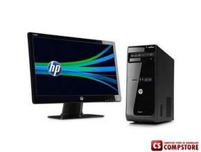 "Компьютер HP Pro MicroTower 3500 (QB298EA) + HP 2011x (LV876AA) 20"" LED (Core i5-2400/ 4 GB/ 500 GB/ 20 LED/ DVD RW)"