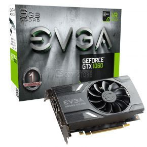 EVGA GEFORCE® GTX 1060 6 GB GAMING ACX 2.0 (06G-P4-6161-KR)