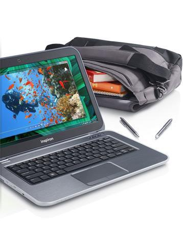 "Ноутбук Dell inspiron 14Z-4304BK  (Intel Core i3-2350M / HDD 1 TB/ DDR3 6 GB / LED 14"" (1366*768)/ Webcam/ Bluetooth/ Windows 7 HP/ DVD RW)"