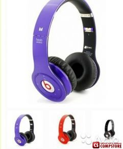 Beats Monstre MD-58 Justin Bieber by Dr.Dre
