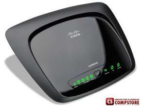 Linksys WAG120N-EE Wireless-N Home ADSL2+ Modem Router