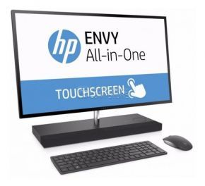 HP ENVY All-in-One - 27-b170ur (1GV61EA) (Intel® Core™ i7-7700T/ DDR4 16 GB/ NVIDIA® GeForce® GTX950 4 GB/ SSD 128 GB/ HHD 1 TB/ QHD IPS 27-inch / Wi-Fi/ DVD/ Win10)