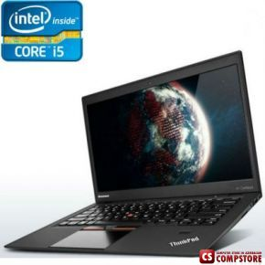 "Ультрабук Lenovo ThinkPad X1 Carbon Gen3 (20BS006MRT) (Intel® Core™ i5-5200U/ 8 GB DDR3L/ SSD 256 ГБ/ IPS WQHD LED 14"" / Win 8.1)"