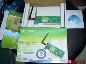 TP-Link TL-WN751ND Wireless N PCI Adapter