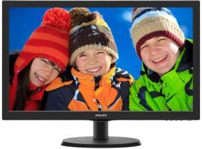 Monitor Philips SmartControl Lite 22-inch (223V5LHSB2) (IPS | HDMI | D-Sub | MHL)