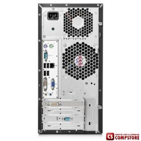 "Компьютер HP 280 G1 Microtower PC Bundle (L9T49EA) (Intel® Core™ i3-4160/ DDR3 4 GB/ 500 GB HDD/ DVD RW/ HP W2072a 20"")"