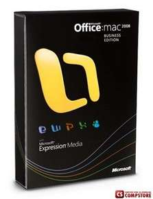 Microsoft Office Mac 2008 Business Edition