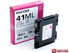 Ricoh Magenta Gel Low Yield GC 41ML (405767)