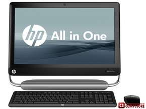 "Моноблок  HP Pro 3420 All-in-One PC (LH160EA) (Pentium G630/ 2 GB DDR3/ 500 GB/ 20"" widescreen HD WLED)"