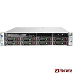 [70065-672] Сервер HP ProLiant DL360p Gen8  (Intel® Xeon® E5-2603  1.80 GHz, Cache 10MB 4 core)