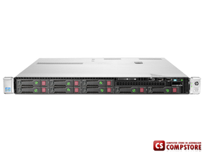 [470065-672] Сервер HP ProLiant DL360p Gen8 (2x Intel® Xeon® E5-2603  1.80 GHz, Cache 10MB  4 core/ 16 GB RAM/ HDD 2x300GB 6G SAS 10K SFF)