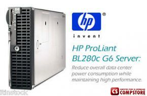 HP ProLiant BL280c G6 Server Blade [507865-B21] (Intel® Xeon® E5620)