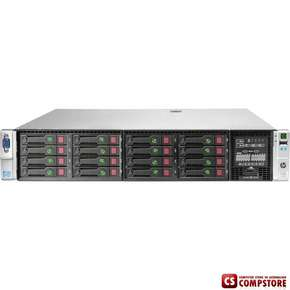 [518857-B21] Сервер  HP ProLiant BL465c G7 Server Blade (AMD Opteron™ 6276  2.30GHz, Cache 16MB 16-core)