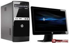 "Компьютер HP 600B Microtower PC (QB332EA) (Intel® Celeron® G540T/ 4 GB DDR3/ HDD 500 GB/ Intel HD Graphics/ USB 3.0/ Card Reader/ LED HP 2011x"")"