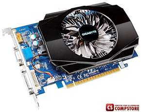 Видеокарта PCI-Express Gigabyte GeForce nVidia GT630  2 GB 128 bit (GV-N630-2GI)