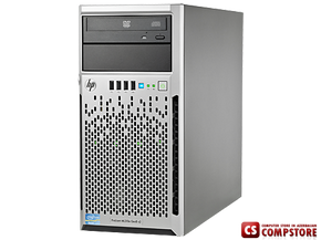 [724162-425] Сервер HP ProLiant ML310e Gen8 v2 E3-1220v3 1P 4GB-U NHP SATA 1TB 4 LFF 350W PS Svr/GO