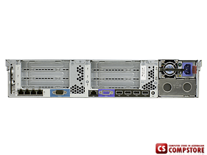 [733646-425] Сервер HP ProLiant DL380p Gen8 E5-2620v2 16ГБ-R P420i/1ГБ FBWC, 750 Вт, PS, GO