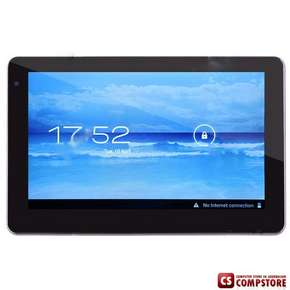 "Планшет ""ONDA"" VI10 Elite Google Android 4.0.3 7"" 5-Point IPS Screen WiFi Tablet PC - Black (Cortex A8 ARMv7/830.3MB RAM/8GB HD)"