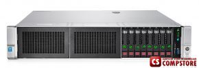HP ProLiant DL380 Gen9 [803861-B21] High Performance Server (2*CPU Intel® Xeon® E5-2690v3 2.6GHz Cache 30MB (12core)