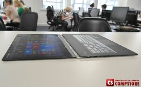 Ультрабук Lenovo Yoga 3 Pro 13 (80HE00R8RK) (Intel® Core™ M-5Y71/ DDR3 8 GB/ SSD 256 GB/ Full HD Touch 13.3/ Bluetooth/ Wi-Fi/ Win8.1)