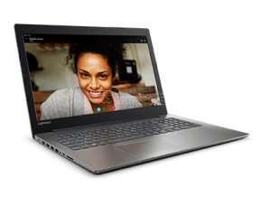 Lenovo Ideapad 320-15ISK (80XH004GRK) (Intel® Core™ i3-6006U/ DDR3 4 GB/  NVIDIA® GeForce® GT 920MX 2 GB/ HDD 500 GB/ Slim HD 15.6-inch/ Wi-Fi/ DVD)