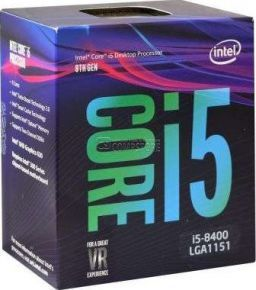 Intel® Core™ i5-8400 Processor (9M Cache, up to 4.0 GHz)