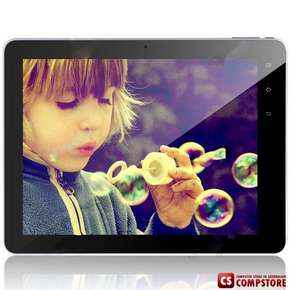 "Планшет ""Hyundai"" 9.7"" Capacitive Touch Android 4.0.3 OS Tablet Flat PC with WiFi/ Camera (CPU 1008.0MHZ / RAM 814.3MB / 8GB HD)"