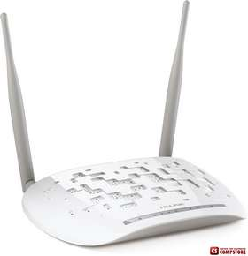 New! ADSL Modem Маршрутизатор TP-LINK TD-W8961ND Wireless N ADSL2+ Wi-Fi 802.11n 300 Mbps