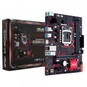 Mainboard ASUS Expedition EX-B360M-V3 (LGA1151 | DDR4 | DP | HDMI | M.2 | USB 3.1)