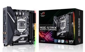 Mainboard ASUS ROG Strix H370-I Gaming (90MB0WE0-M0EAY0)