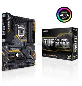 Mainboard ASUS TUF Z390-PLUS GAMING (90MB0XW0-M0EAY0)