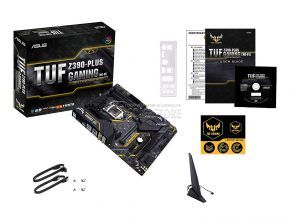 ASUS TUF Z390-PLUS GAMING (WI-FI) (90MB0Z90-M0EAY0) Mainboard