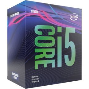 Intel® Core™ i5-9400F Processor (9M Cache, up to 4.10 GHz)