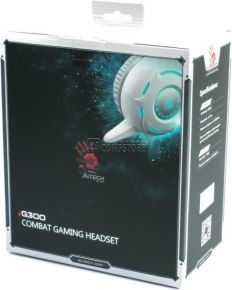 Bloody G300 Combat Gaming Headset