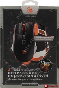 Gaming Mouse A4Tech Bloody T60 Multi-Core