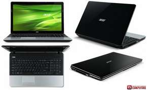 "Ноутбук Acer Aspire V3-571G-53214G75Makk (Core i5-3210QM/ 8 GB DDR3/ 750 GB HDD/ 15""6 HD/ GT 630 2 GB/ DVD Super Multi/ HDMI/ Bluetoth/ Wi-Fi)"