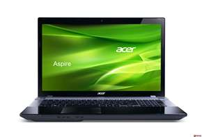 Acer Aspire V3-571G-73638G75Makk (Core i7-3632QM 2.4 GHz/ HDD 750 GB/ 8 GB DDR3/ nVidia GeForce GT630 2 GB/ DVD RW/ USB 3.0/ Bluetooth/ LED 15