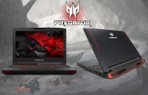 Acer Predator Helios 300 (Intel® Core™ i7-7700HQ/ DDR4 16 GB/ SSD 256 GB/ Full HD IPS 15.6/ GeForce GTX1060M 6 GB/ Wi-Fi/ DVD)