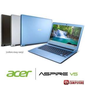 "Ноутбук Acer Aspire V5-571G-73538G1TMass (Intel® Core™ i7-3537U/ DDR3 8 GB/ nVidia GeForce GT710 2 GB / HDD 1000 GB/ 15""6 LED/ DVD RW/ Bluetooth/ Wi-Fi/ USB 3.0)"