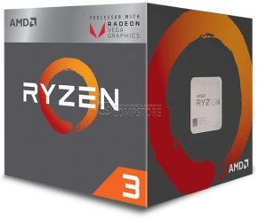 AMD Ryzen™ 3 3200G (3.6 GHz 4MB Chache) (YD3200C5FHBOX) AM4