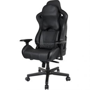 Anda Seat Dark Knight Black Gaming Chair (AD12XL-DARK-B-PV/C)