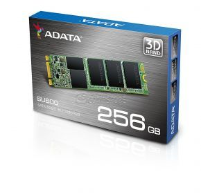 SSD ADATA SU800 M.2 2280 256GB Ultimate 3D NAND Solid State Drive (ASU800NS38-256GT-C)