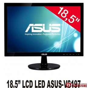 Monitor Asus V197 (TN+Film/ 5000000:1/ 250 KD/ 1366x768)