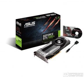 ASUS GEFORCE® GTX 1080 Ti Founders Edition (GTX1080TI-FE) 5K/ VR Ready (11 GB  | 352 Bit)