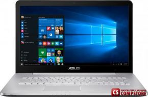 ASUS VivoBook Pro N752VX (90NB0AY1-M01100) (Intel® Core™ i7 6700HQ / DDR4 32 GB/ SSD 256 GB/ 2 TB HDD/ GeForce GTX950M 4 GB/ FHD LED 17.3