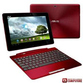 "Планшет Asus TF300TG (TF300TG-1G091A) (TegraT30/ RAM 1 GB / ROM 32 GB/ Display 10.1"" 1280*800/ 3G/ WiFi/ Bluetoth/ Android 4.0/ Red/ Docking)"
